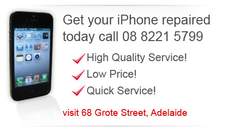 iPhone Repair Adelaide CBD, High Quality Service! Low Price! Quick Service!